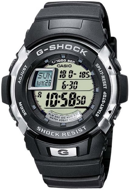 Оригинальные часы Casio G-Shock G-7700-1ER
