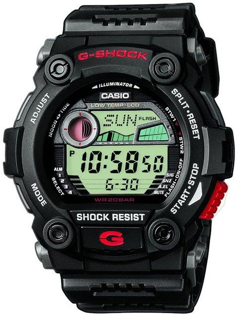 Оригинальные часы Casio G-Shock G-7900-1ER