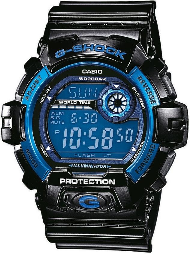 Оригинальные часы Casio G-Shock G-8900A-1ER