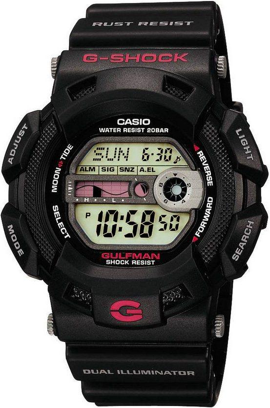 Оригинальные часы Casio G-Shock G-9100-1ER
