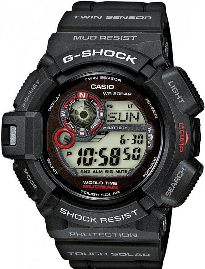 Оригинальные часы Casio G-Shock G-9300-1ER