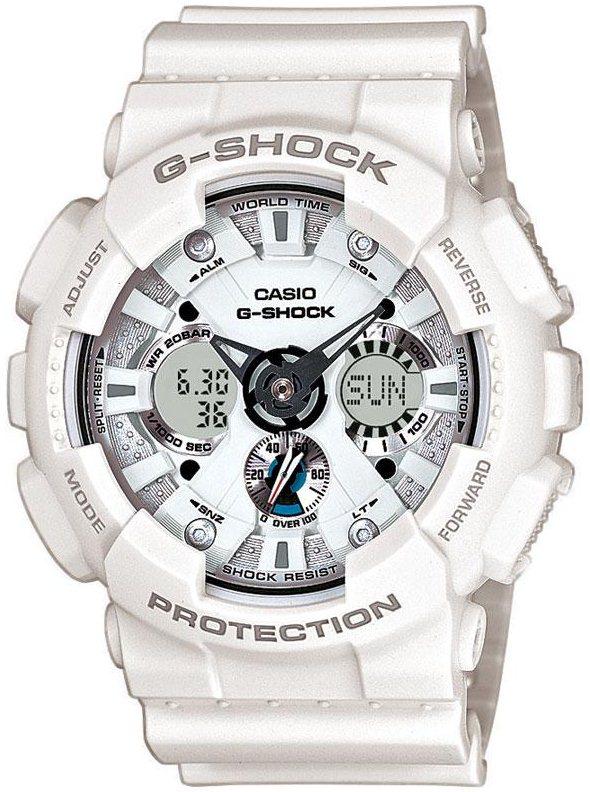 Оригинальные часы Casio G-Shock GA-120A-7AER