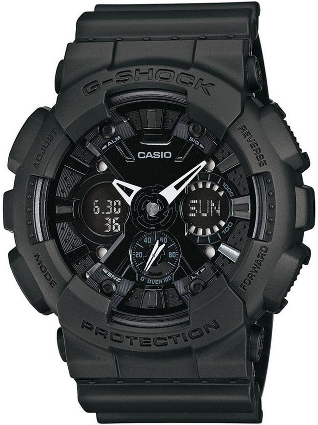 Оригинальные часы Casio G-Shock GA-120BB-1AER