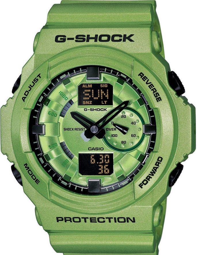 Оригинальные часы Casio G-Shock GA-150A-3AER
