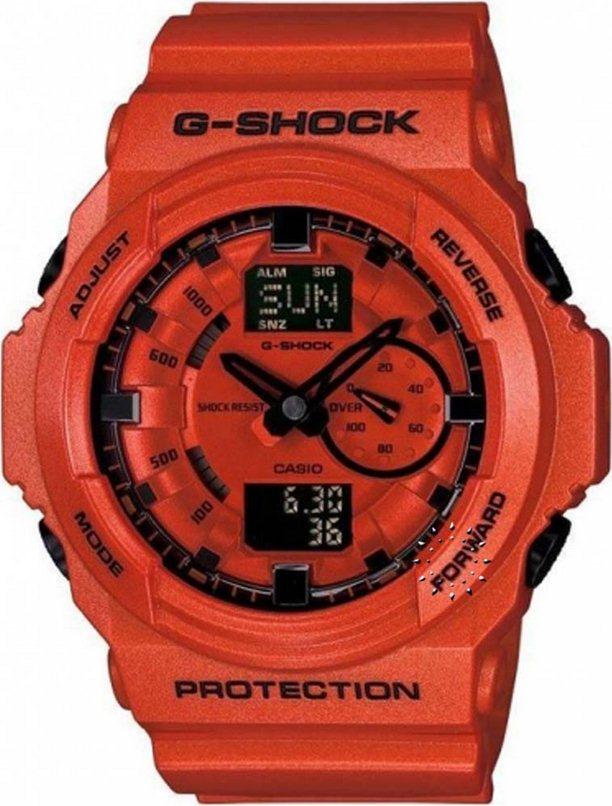 Оригинальные часы Casio G-Shock GA-150A-4AER