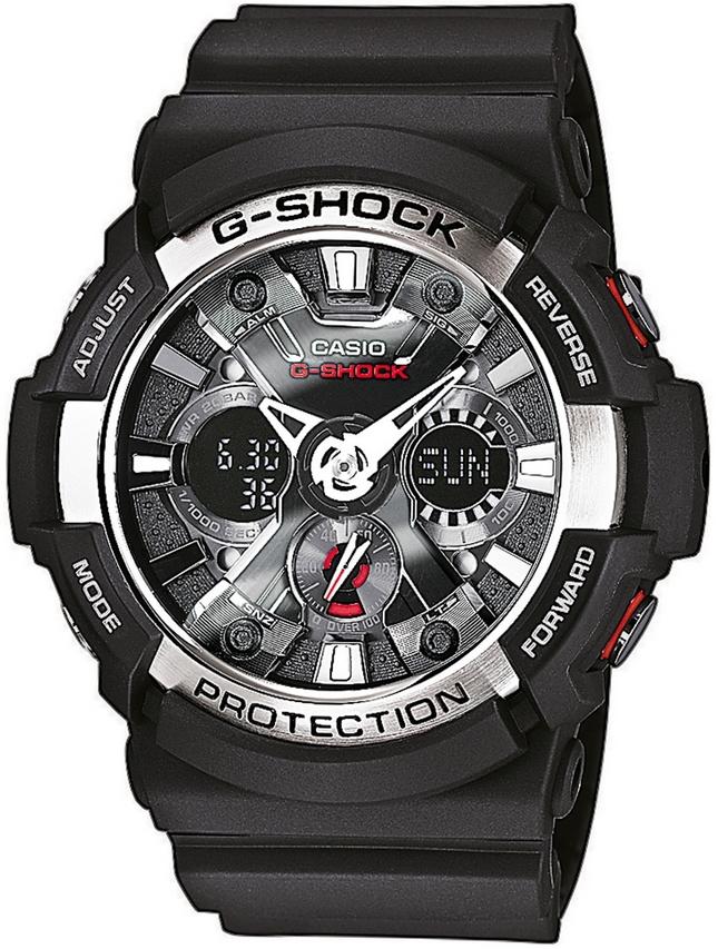 Оригинальные часы Casio G-Shock GA-200-1AER