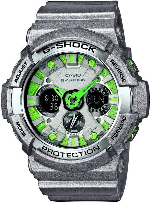 Оригинальные часы Casio G-Shock GA-200SH-8AER