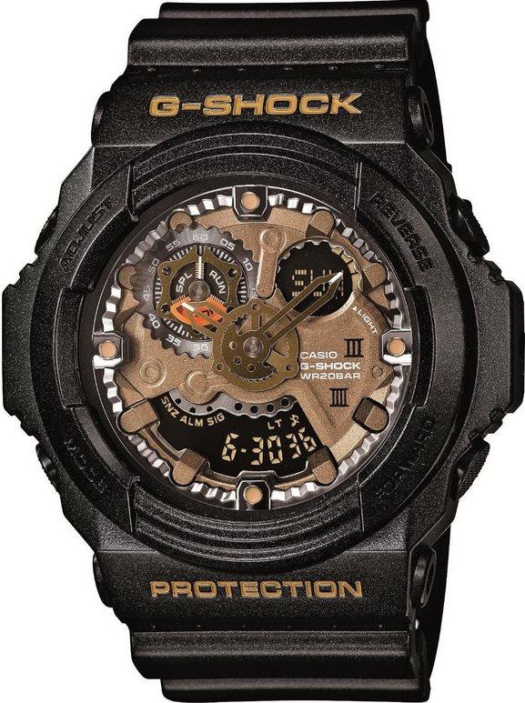 Оригинальные часы Casio G-Shock GA-300A-1AER