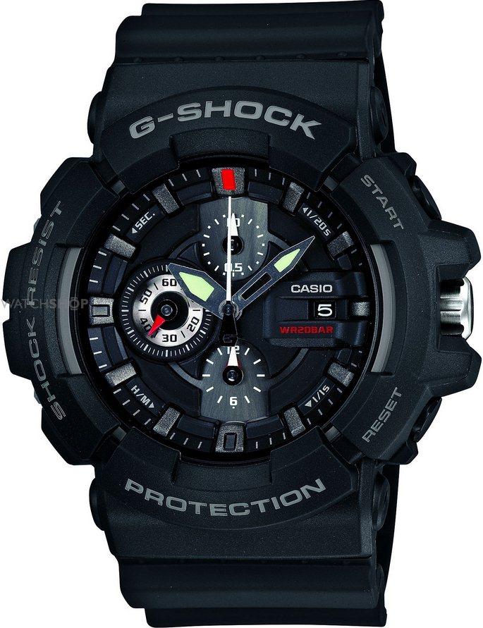 Оригинальные часы Casio G-Shock GAC-100-1AER