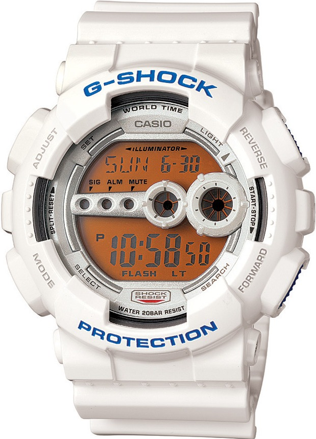 Оригинальные часы Casio G-Shock GD-100SC-7ER