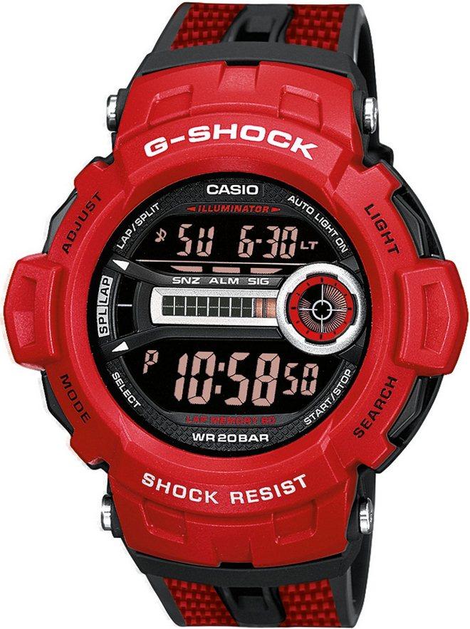 Оригинальные часы Casio G-Shock GD-200-4ER