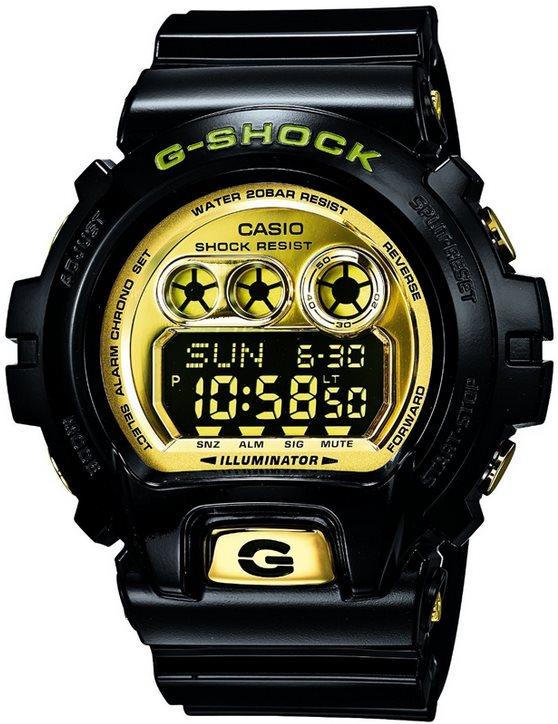 Оригинальные часы Casio G-Shock GD-X6900FB-1ER