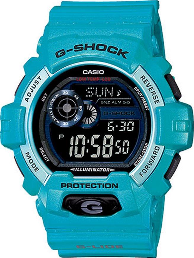 Оригинальные часы Casio G-Shock GLS-8900-2ER