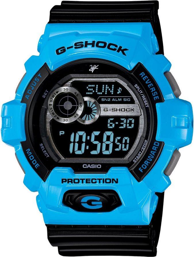 Оригинальные часы Casio G-Shock GLS-8900LV-2ER
