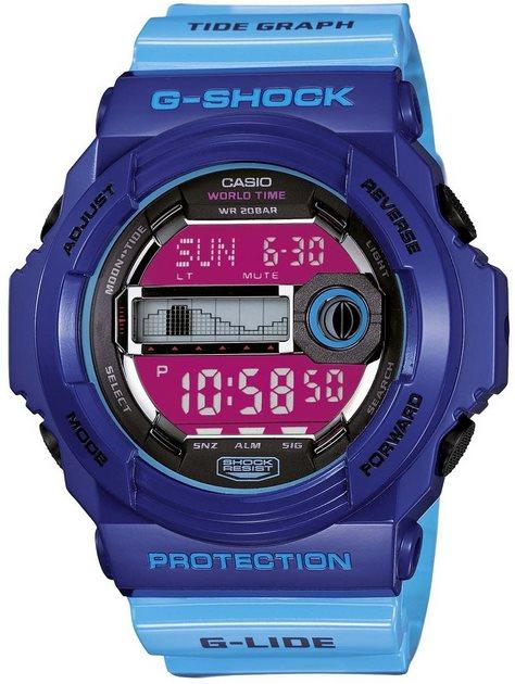 Оригинальные часы Casio G-Shock GLX-150-2ER