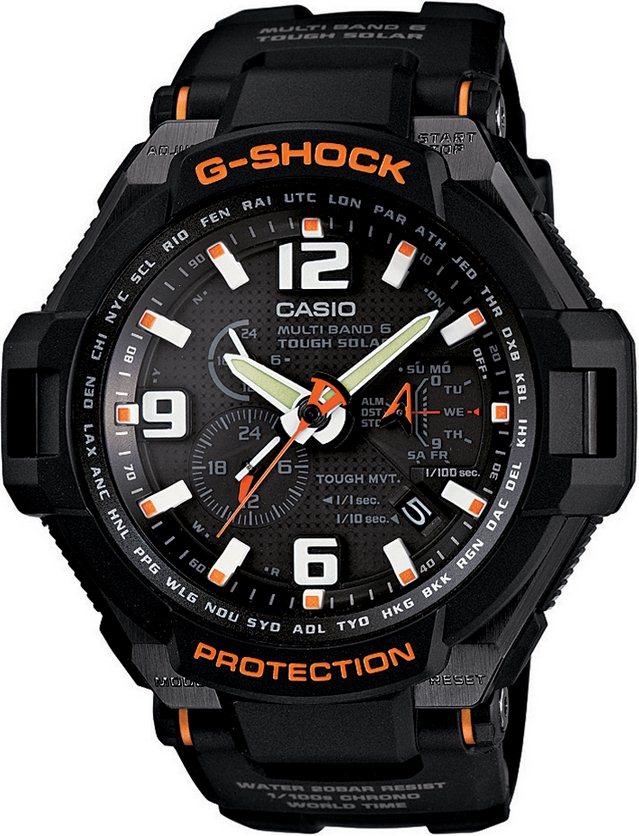 Оригинальные часы Casio G-Shock GW-4000-1AER