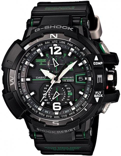 Оригинальные часы Casio G-Shock GW-A1100-1A3ER