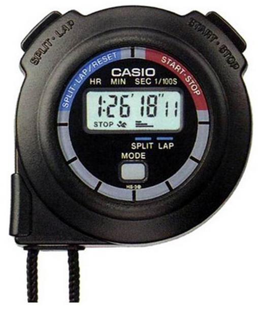 Оригинальные часы Casio Alarm clocks HS-3V-1S