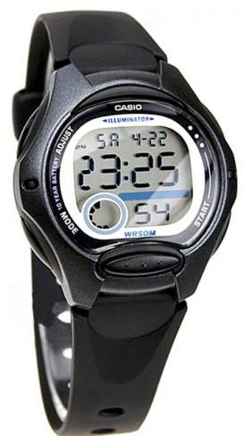Оригинальные часы Casio Ladies LW-200-1BVEF