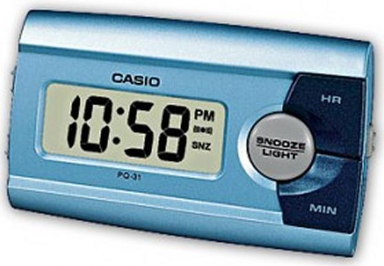 Оригинальные часы Casio Alarm clocks PQ-31-2EF