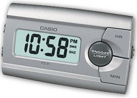 Оригинальные часы Casio Alarm clocks PQ-31-8EF