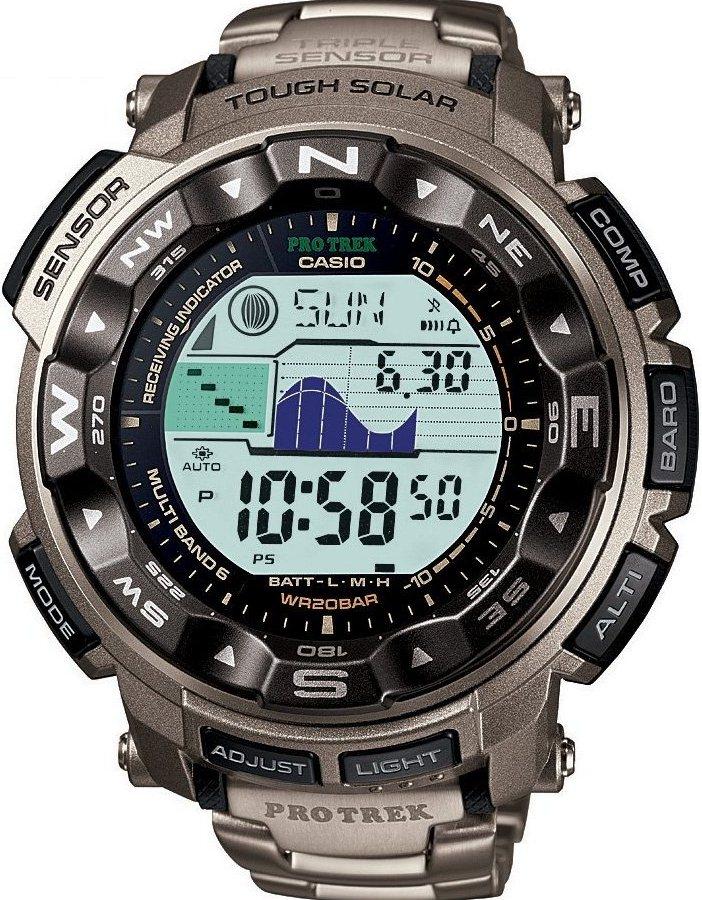 Оригинальные часы Casio Pro-trek PRW-2500T-7ER