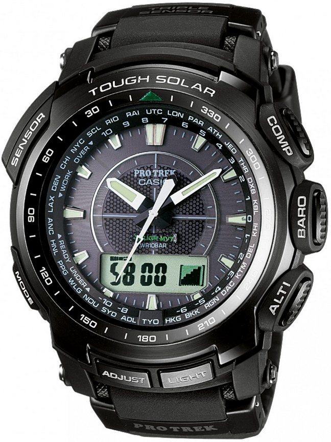 Оригинальные часы Casio Pro-trek PRW-5100-1ER
