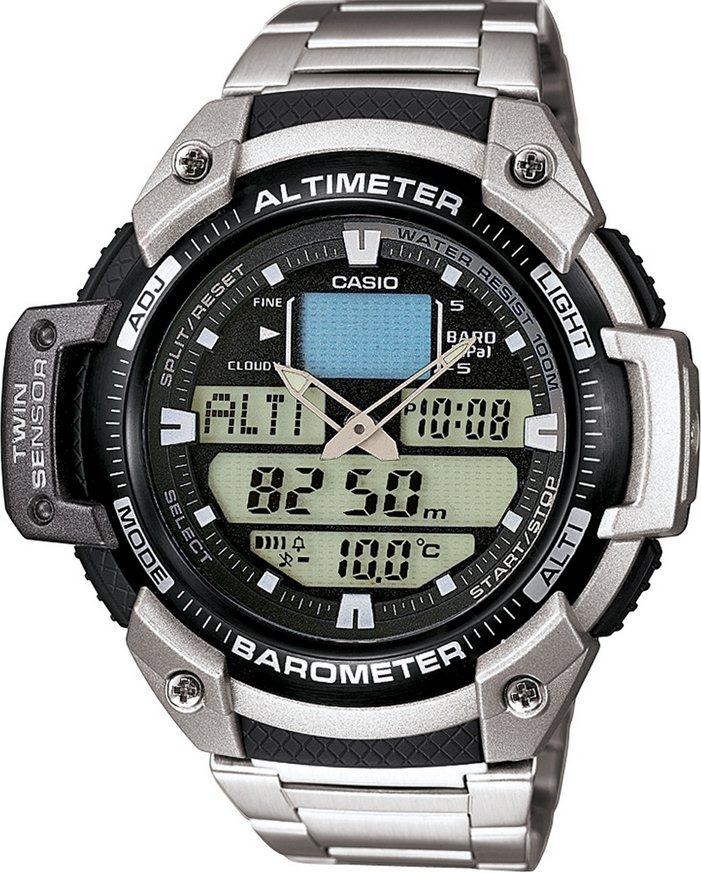 Оригинальные часы Casio Pro-trek SGW-400HD-1BVER