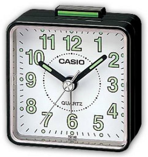 Оригинальные часы Casio Alarm clocks TQ-140-1BEF