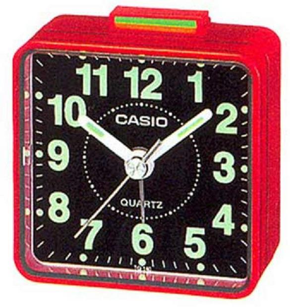 Оригинальные часы Casio Alarm clocks TQ-140-4