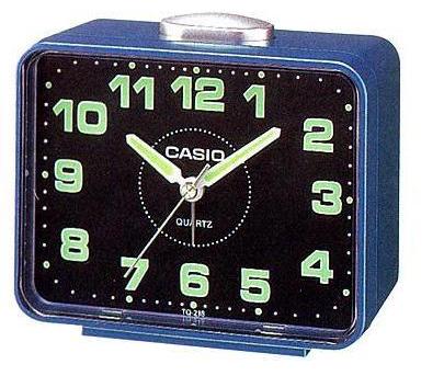 Оригинальные часы Casio Alarm clocks TQ-218-2EF