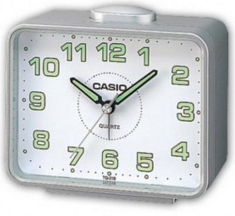 Оригинальные часы Casio Alarm clocks TQ-218-8EF