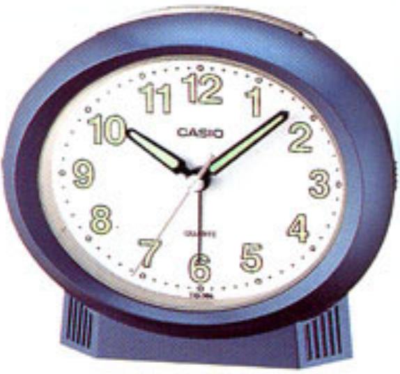 Оригинальные часы Casio Alarm clocks TQ-266-2EF