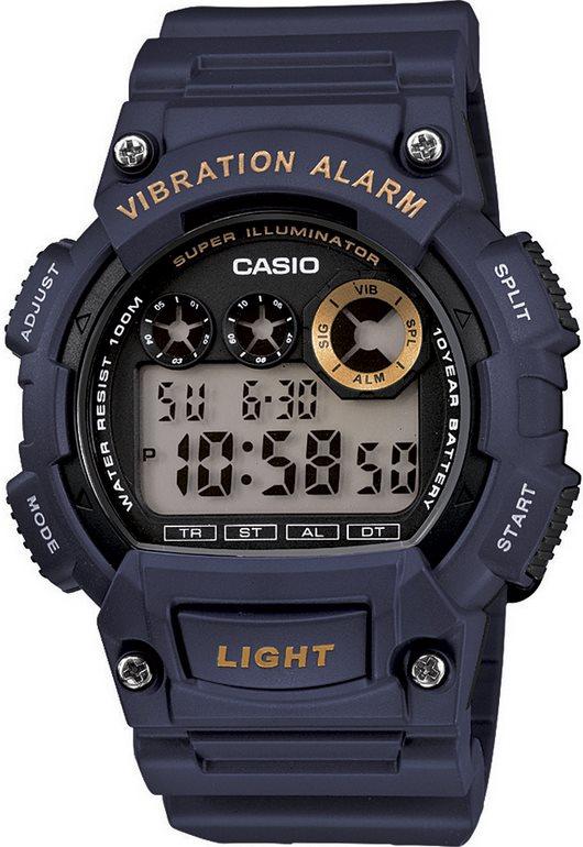 Оригинальные часы Casio Standart W-735H-2AVEF