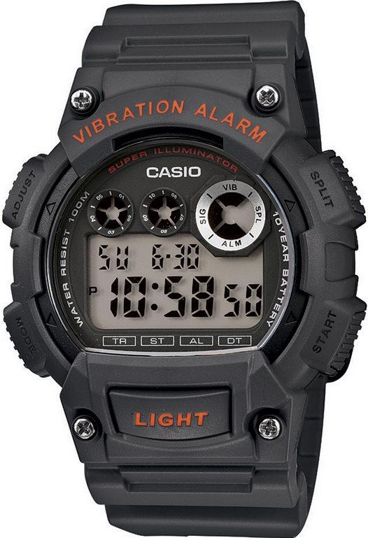 Оригинальные часы Casio Standart W-735H-8AVEF