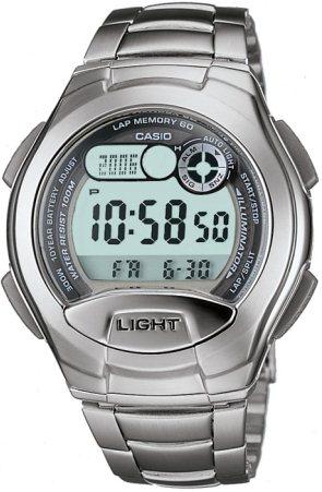 Оригинальные часы Casio Standart W-752D-1AVEF