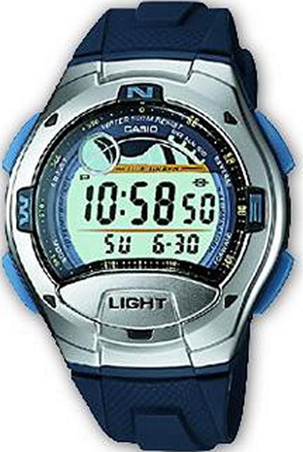 Оригинальные часы Casio Standart W-753-2AVEF