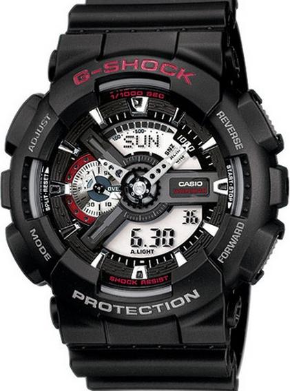 Оригинальные часы Casio G-Shock GA-110-1AER