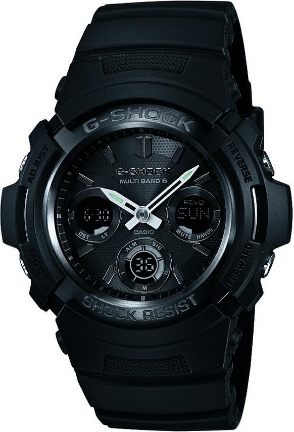 Оригинальные часы Casio G-Shock AWG-M100B-1AER