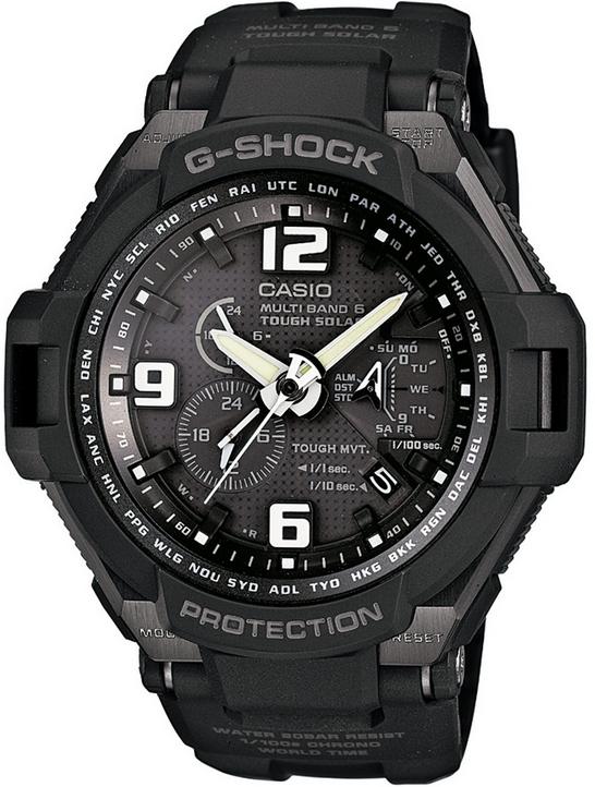 Оригинальные часы Casio G-Shock GW-4000A-1AER
