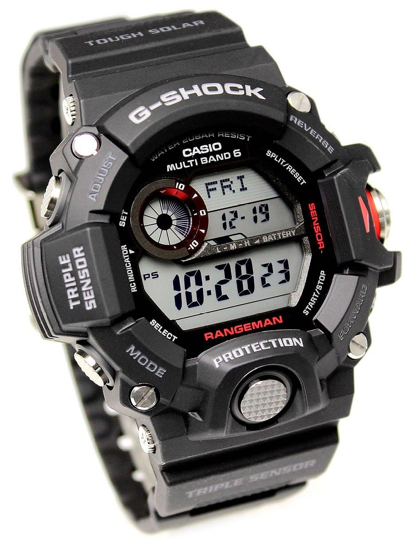 Оригинальные часы Casio G-Shock GW-9400-1ER