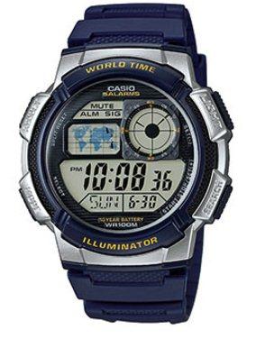 Оригинальные часы Casio Standart AE-1000W-2AVEF