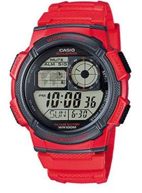 Оригинальные часы Casio Standart AE-1000W-4AVEF