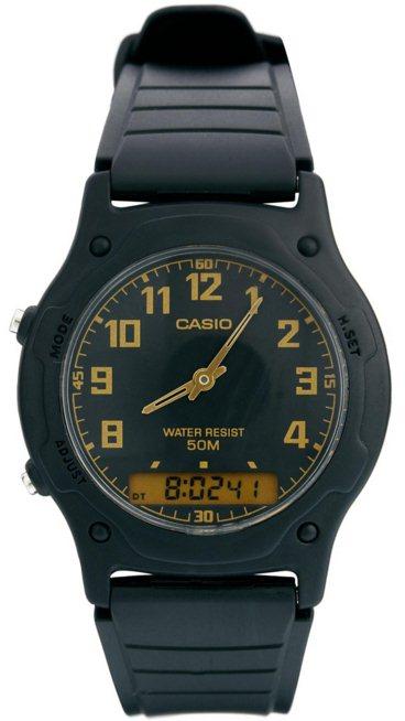 Оригинальные часы Casio Standart AW-49H-1BVEF