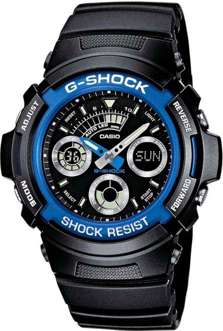 Оригинальные часы Casio G-Shock AW-591-2AER