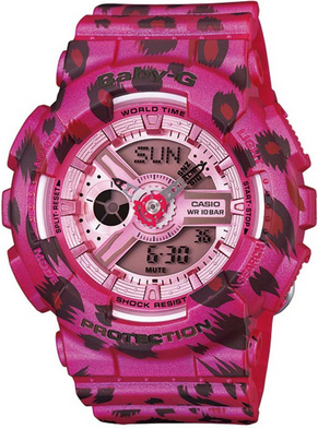Оригинальные часы Casio BA-110LP-4AER