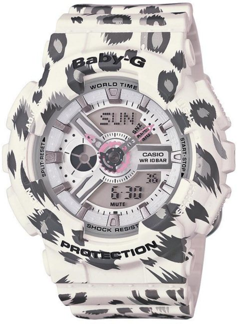 Оригинальные часы Casio BA-110LP-7AER