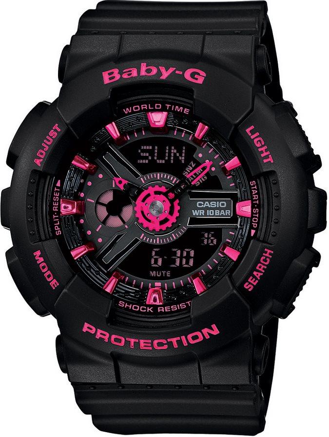 Оригинальные часы Casio BA-111-1AER