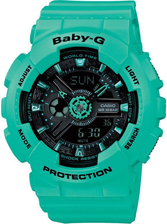 Оригинальные часы Casio BA-111-3AER