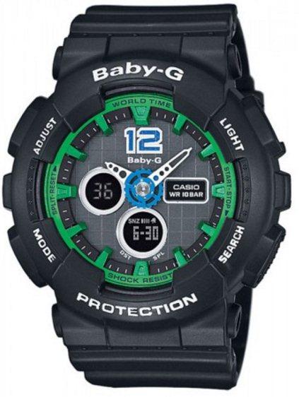 Оригинальные часы Casio BA-120-1BER